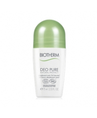 Déo Pure Natural Protect - Roll-on sans sels d'aluminium