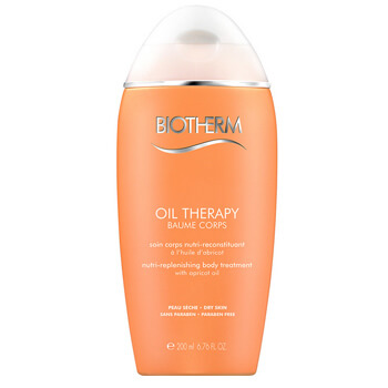 Biotherm oil therapy - baume corps nutrition intense 200ml
