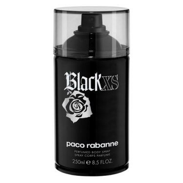 Black XS - Spray Corps Parfumé