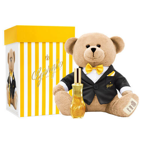 Coffret - Ours Collector + Eau de Toilette