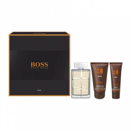 Coffret Boss Orange for Men - 2 Produits + Eau de Toilette