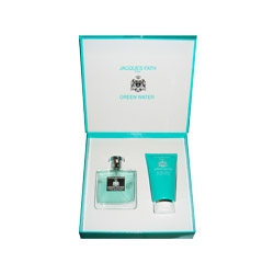 Coffret Green Water - Eau de Toilette  + Gel Douche