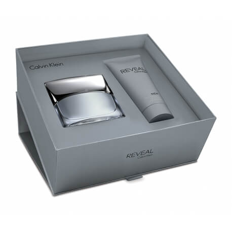 Coffret Reveal Men - Gel Douche + Eau de Toilette