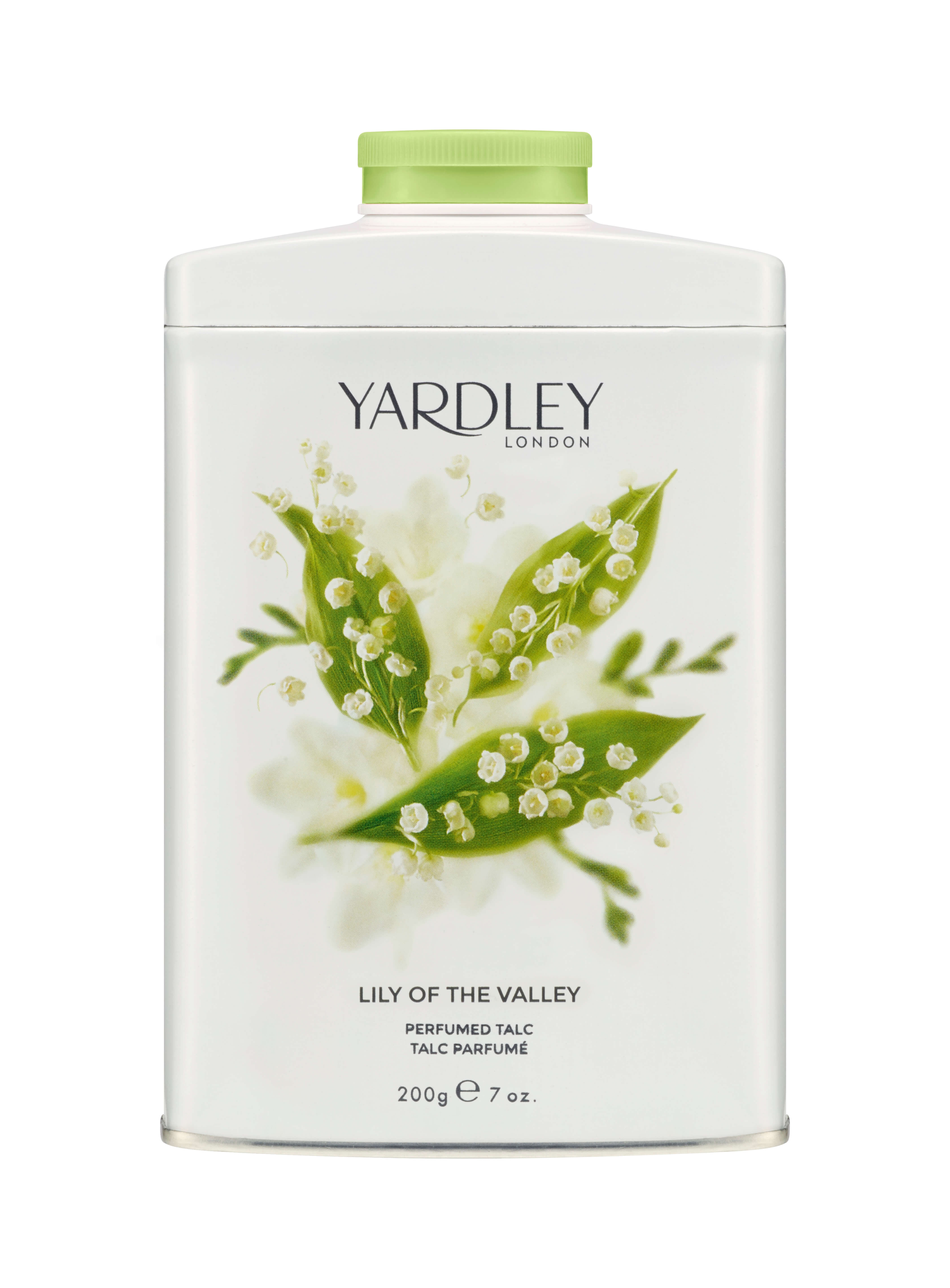 Lily of the Valley - Talc Parfumé