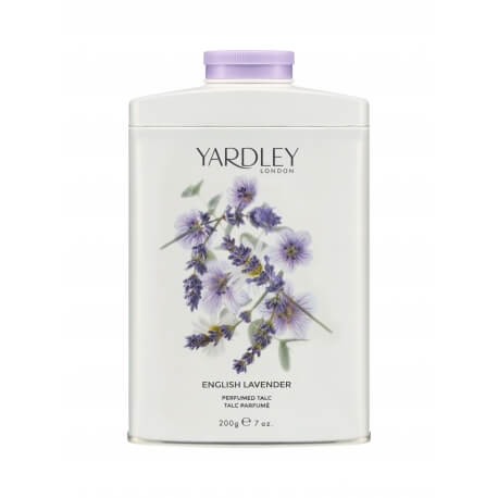 English Lavender - Talc Parfumé