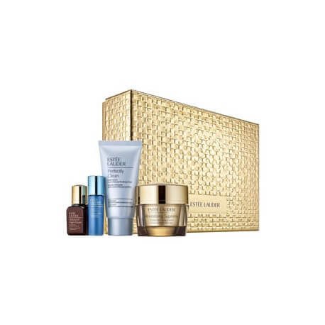 estee lauder coffret revitalizing supreme 3 produits cr me globale anti age pas cher. Black Bedroom Furniture Sets. Home Design Ideas