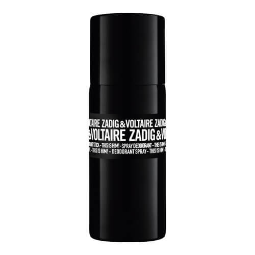 Zadig & voltaire this is him - déodorant spray 150ml
