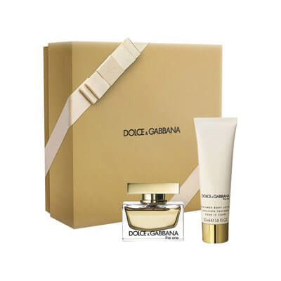 Coffret The One - Lait Corps + Eau de Parfum
