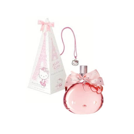 Hello Kitty Paris Coffret - Collier + Eau de Toilette