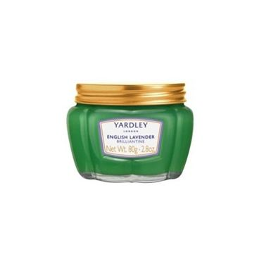Yardley English Lavender Brillantine - Pot en Verre 80 Gr