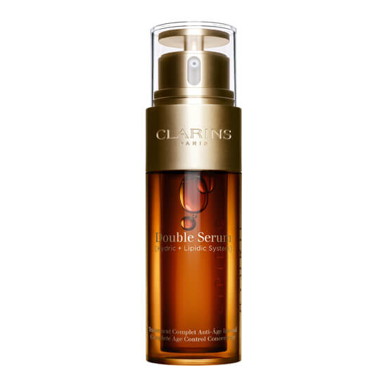 Clarins double serum traitement complet anti-Âge intensif 50ml