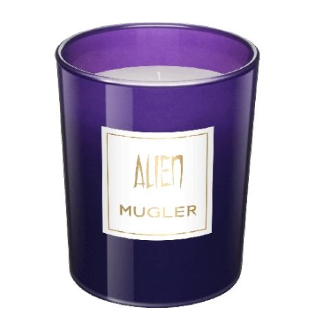 mugler alien bougie parfum e pas cher. Black Bedroom Furniture Sets. Home Design Ideas