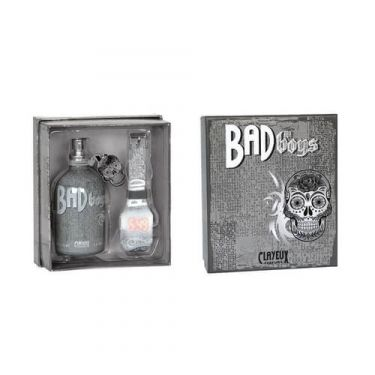 Coffret Bad for Boys Noël 2017 - Eau de Toilette Vapo.100ml