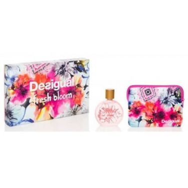 Coffret Fresh Bloom Noël 2017 - Eau de Toilette Vapo.100ml