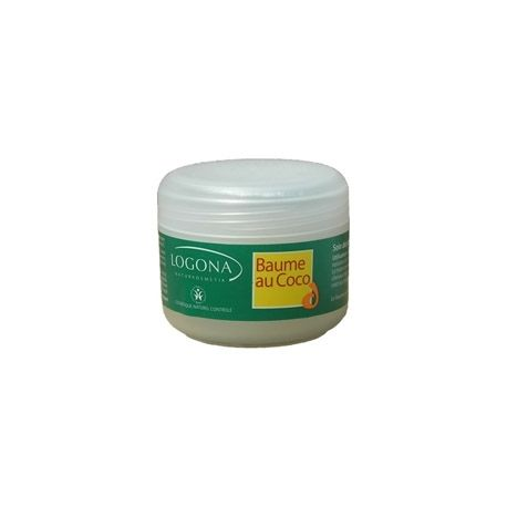 Logona Baume au coco - pot 45ml