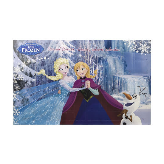 disney calendrier de l 39 avent reine des neiges maquillage. Black Bedroom Furniture Sets. Home Design Ideas