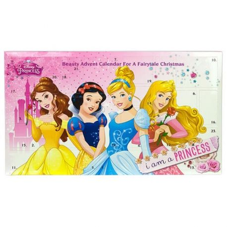 disney calendrier de l 39 avent princesses maquillage. Black Bedroom Furniture Sets. Home Design Ideas