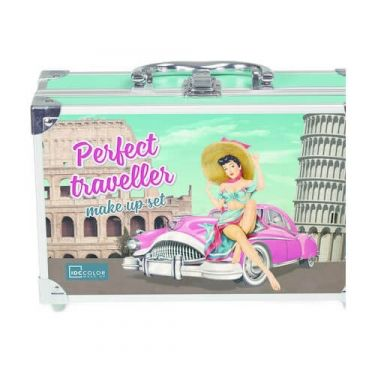 Coffret Maquillage Pin Up - 39 Pièces