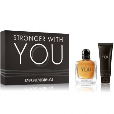 Stronger with You Coffret Noël 2017 - Eau de Toilette