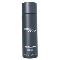 Armani Code Homme - Gel Douche