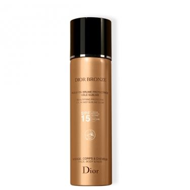 Dior Bronze Protection solaire - Huile en Brume Protectrice Hâle Sublime - SPF 15