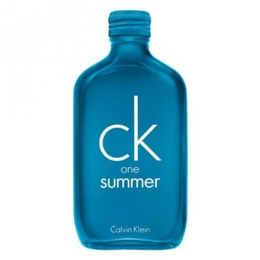 CK One Summer 2018 - Eau de Toilette