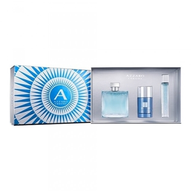 Coffret Chrome - Eau de Toilette