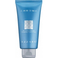 Chrome - Gel Moussant OFFERT