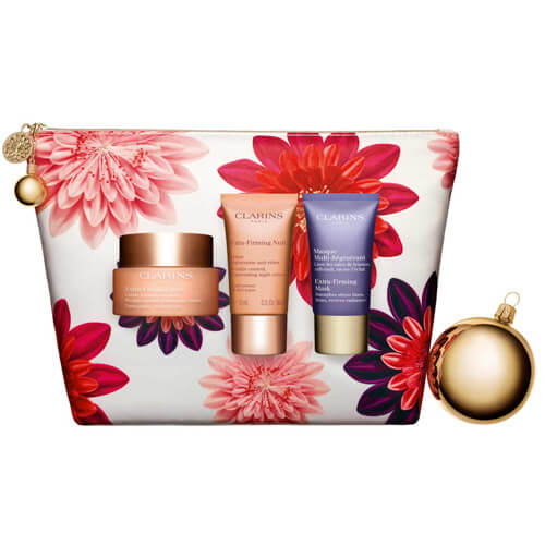 Clarins coffret collection extra-firming - 3 produits + crème extra firming