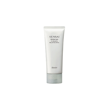 Kanebo Sensai Silk - Masque relaxant 10 minutes 100ml