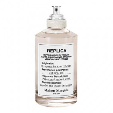 Replica Whispers in the Library - Eau de Toilette