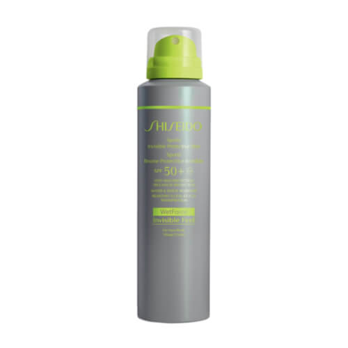 Shiseido sports brume protectrice invisible spf50 150ml