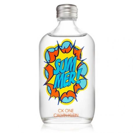 CK One Summer 2019 - Eau de Toilette Mixte