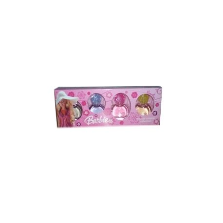 Barbie Coffret Miniatures Collection - 4 Eaux de Toilette 6ml