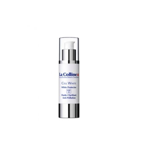 Fluide Clarifiant Anti-Pollution SPF25 - Fluide Clarté Protecteur