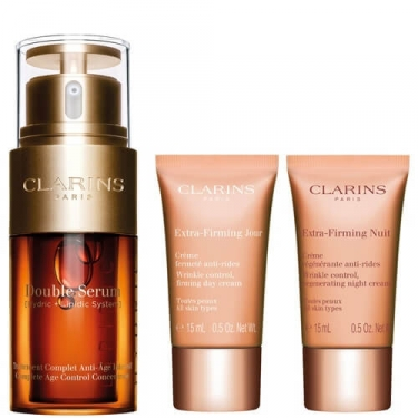 Coffret Soin Double Serum et Extra-Firming