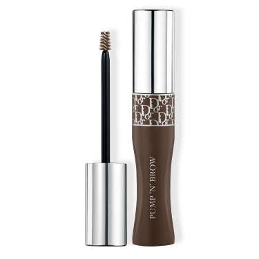 Mascara Diorshow Pump'N' Brown - Mascara Sourcils Volumateur Immédiat