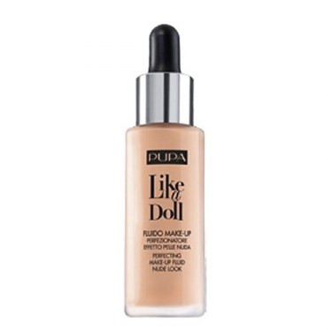 Like a Doll - Fluide de Maquillage Sublimateur SPF15