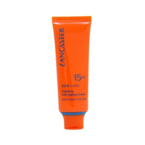 Soin Solaire Anti-Age SPF15