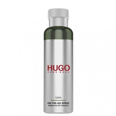 On The Go Toilette Man Eau Hugo De Spray OkZPXiTu