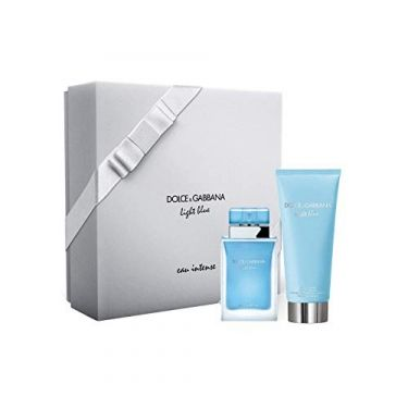 Coffret Light Blue - Eau de Parfum Intense