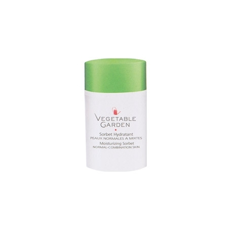 Vegetable Garden Sorbet Hydratant bio - Peaux Normales à Mixtes 50ml