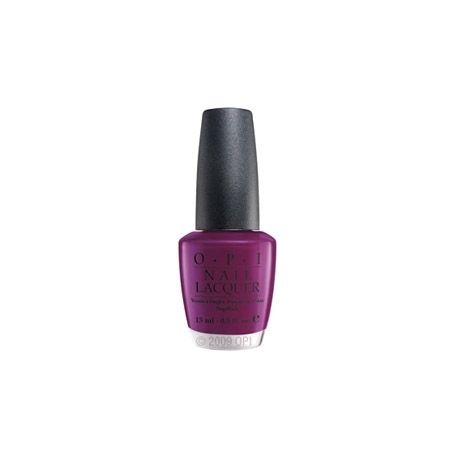 OPI Vernis à Ongles NLE50 - Pamplona Purple 15ml