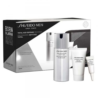 Coffret Revitalisant Men - Programme Anti-Age Total
