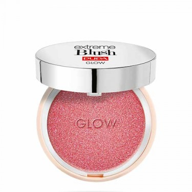 Extreme Blush Glow - Fard à Joues Compact Effet Lumineux