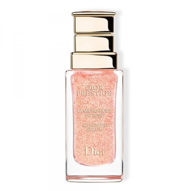 Dior Prestige - La Micro-Huile de Rose Advanced Serum - sérum visage anti-âge