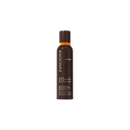 Lancaster Sun Men - Spray Protecteur Anti Coups de Soleil SPF15 125ml