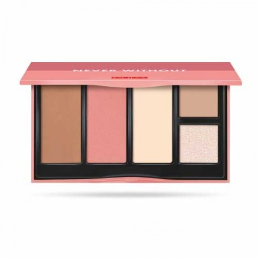 NEVER WITHOUT - Palette pour le teint all in one