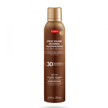 Spray Solaire Invisible Multifonctions - SPF30