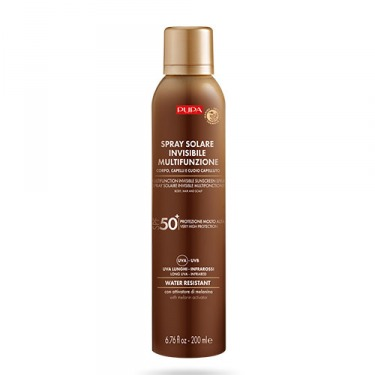Spray Solaire Invisible Multifonctions - SPF50